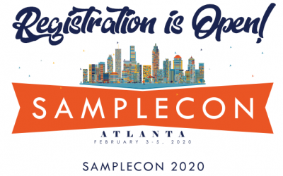 Take Advantage of this Special Offer from CRIC to Attend SampleCon