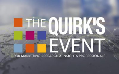 Save up to 50% on tickets to the Quirk's Event for 2021